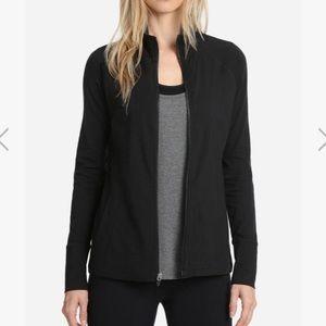 Danskin Women's Essentials Double Seamed Jacket